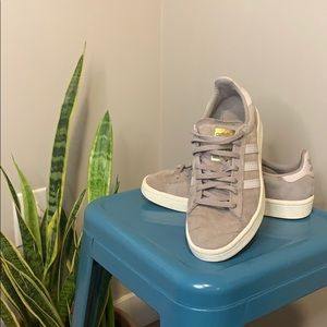 Adidas Campus Sneakers - Size 6